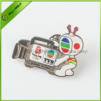 Art gifts High quality metal wholesale custom lapel pins