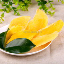 Hot green organic without sugar to dried mango