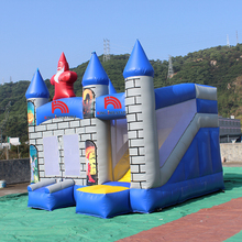 Cheap Wizard Inflatable Jumping Castle For Sale King Inflatable