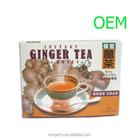 Ginger tea with honey 18gx10sachets/box honey ginger tea with brown sugar