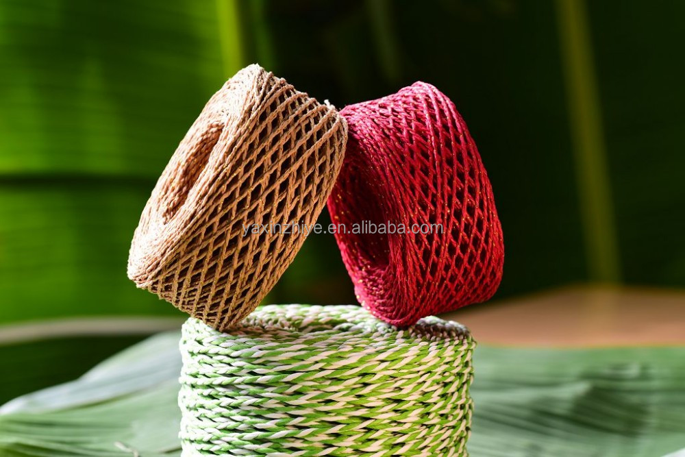 plastic twine twisted twine colored jute twine