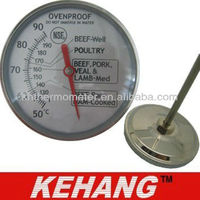Promotion Measuring Instruments Meat Thermometer Oven