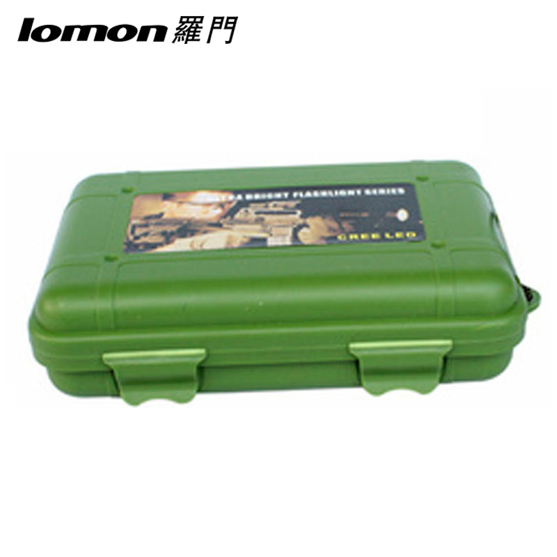 Cheap Strong Light Flashlight Plastic Boxes Moving For Sale