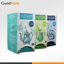Customized Paper Tea Packaging Supplies Retail Paper Box for Tea Bag