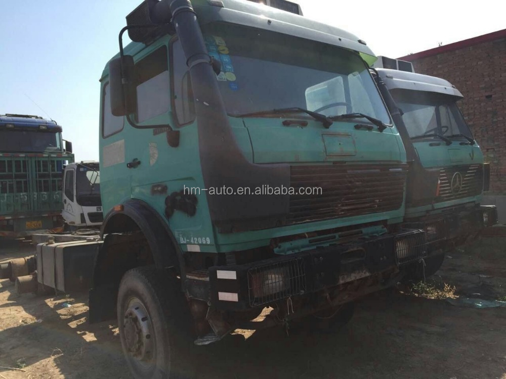 USED 2636 TRUCK From Germany WIth OM 423 OM423 ENGINE