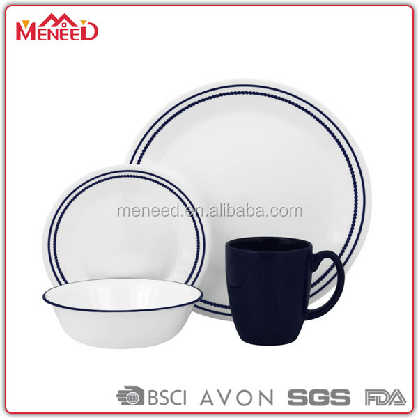 New 2016 China supplier dinner set household supplies dinnerware set, used restaurant dinnerware, melamine sets dinnerware