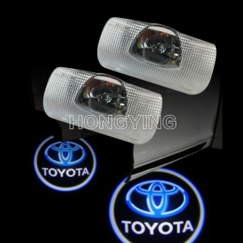 LED shadow light/Led Shadow Logo Welcome Light/Car Led Logo Door Light for Toyota