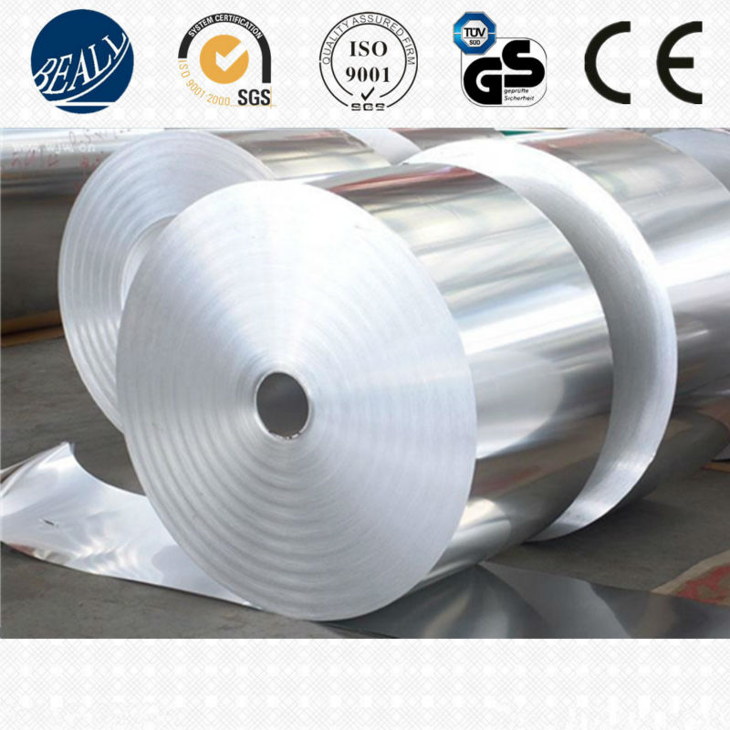 very thin stainless steel foil 0.01mm