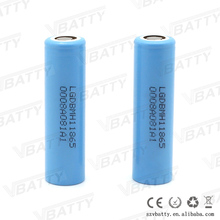 LG MH1 3.7V 3200mAh rechargeable 18650 battery