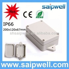 2013 saip/saipwell high quality electrical pvc junction boxes ABS Waterproof Junction Box IP66