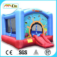 CILE Bounceland Castle Inflatable Play Structure for Party Decoration