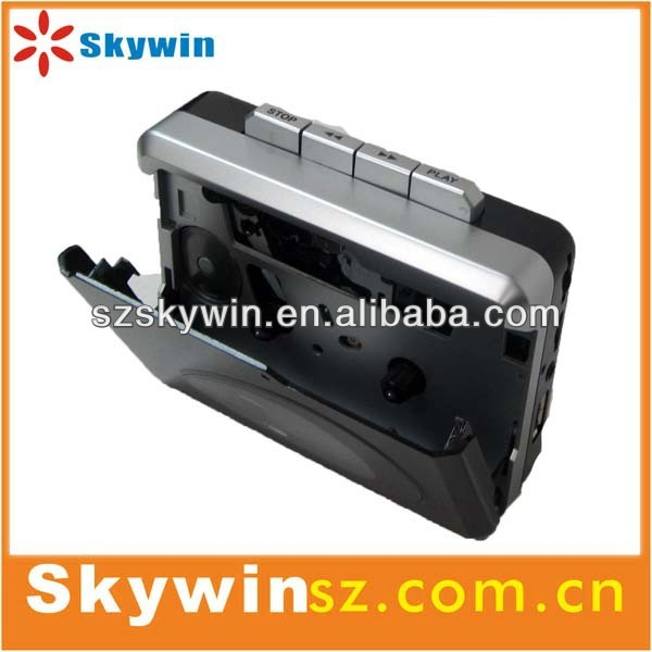 portable newest cheaper bluetooth cassette recorder player