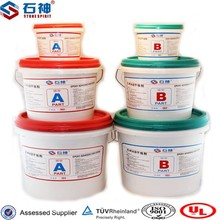 Best quality construction epoxy resin ab glue epoxy resin with factory price