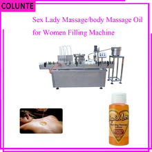Henan Colunte Sex lady massage/body massage oil for women filling machine