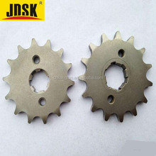 hot sale good quality motorcycle chain sprocket motorcycle spare parts