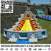 Latest Egyptian Pyramids Outdoor Kids Inflatable slide castle bouncer