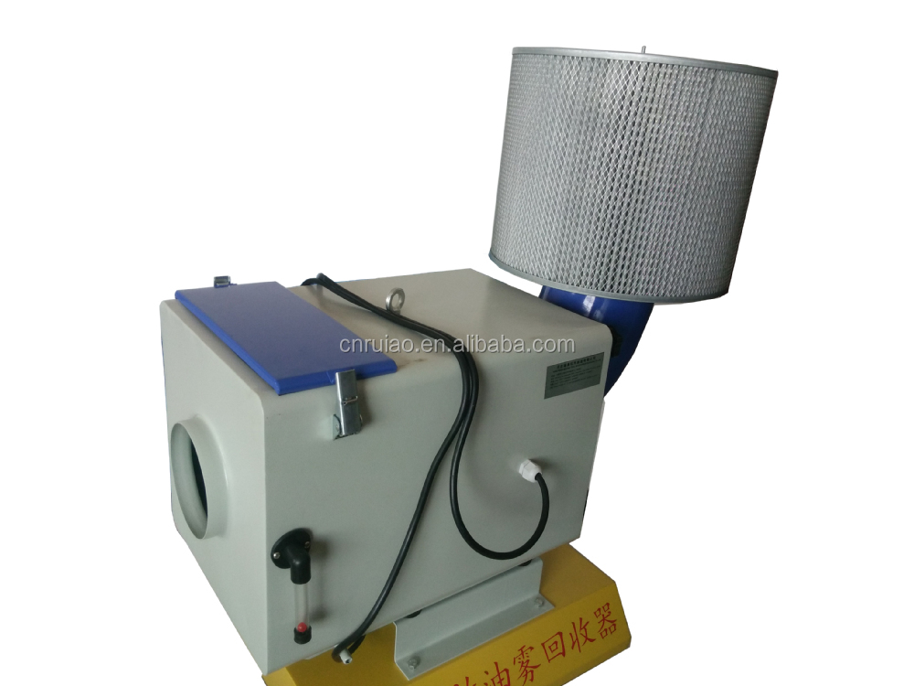 capacity and highly effective oil mist collector machinary