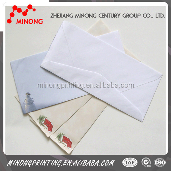 Top quality factory manufacture paper cd envelope