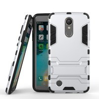 Hard plastic TPU case for LG K20 plus phone / useful mobile shell protector for LG K10 2017 case