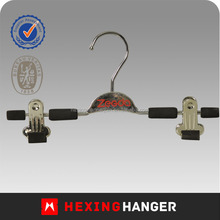 Metal foam pants hanger for pants
