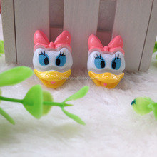 Wholesale Colorful Donald Duck New Fashion Flat Back DIY Resin Cabochon
