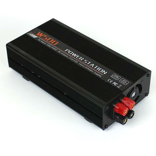 W500 Power station 15V 33A 500W output/ 100-240V AC input power supply