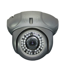 Iphone remote viewing P2P IP camer,H264 video compression 1.0 megapixel dome IP webcam