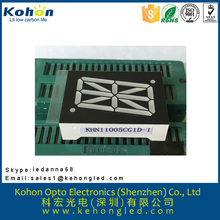 KHN11005CG1D-1 alphanumeric LED display manufacture in shenzhen