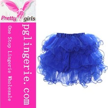 Blue womens pictures mini skirts pleated mini skirt lady ultra short mini skirt
