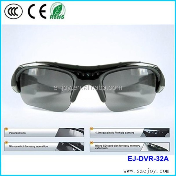 cool in fashion!!!sunglasses camera on sale with polaroid lens sunglasses camera