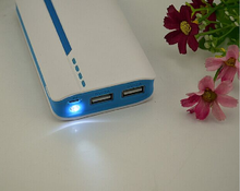Cheap-storming ABS emergency power bank of shenzhen