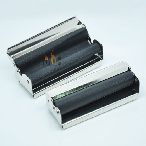 Metal 78mm Automatic Commercial Cigarette Rolling Machine