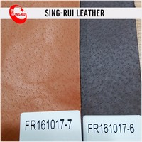 Shoes Lining Leather Materials Plain Pattern