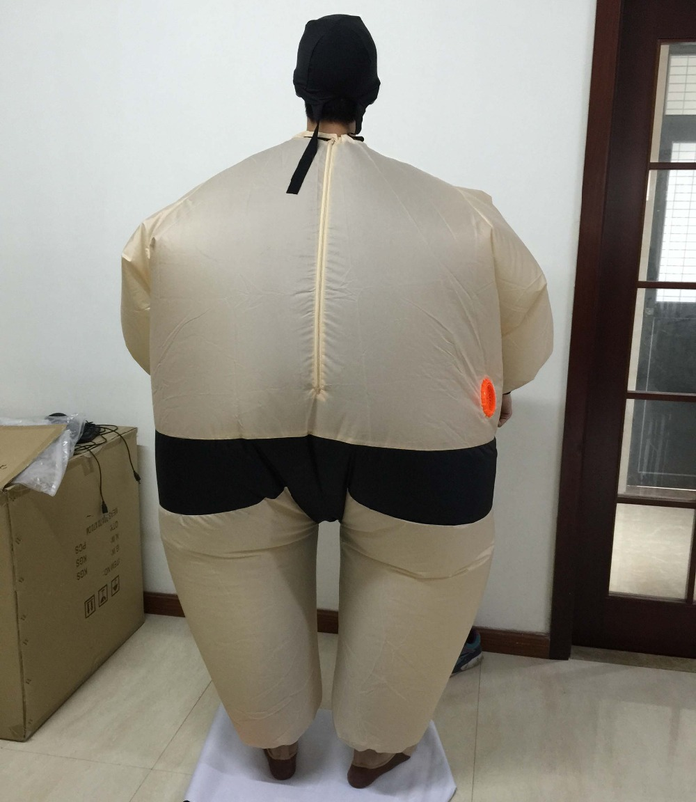 costume inflatable sumo fight inflatable sumo wrestler costume for adult for halloween Christmas party