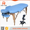 Hot Sale Beauty Salon Bed Portable Folding Massage Bed RQ10012-53