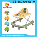 NEW AND POPULAR NEW BABY WALKER WITH U STYLE BASE AND MUSIC AND LIGHT