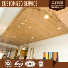 Most popular Wood Ceiling Designs for Lobby