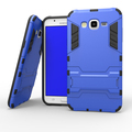 TPU+PC Hybrid Hard Phone Case Cover for Samsung galaxy J7 ,with stand function