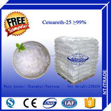 2016 New Ceteareth25 CAS 68439496 Cosmetic Raw Materials with good price
