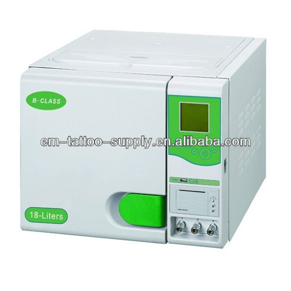 Tattoo Autoclave E18-UK
