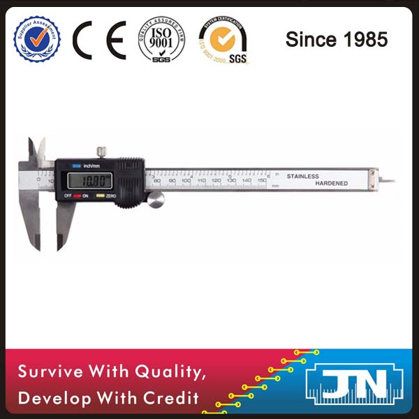 15cm Stainless Steel Measuring Digital Caliper with good price