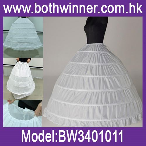 Hot new products for 2016 long petticoats for girl ,h0tap big petticoat wedding dress for sale