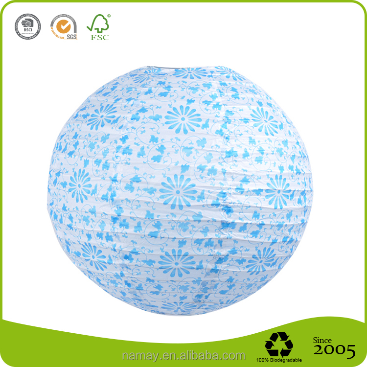 Chinese Paper Lanterns For Wedding Favor Decoration