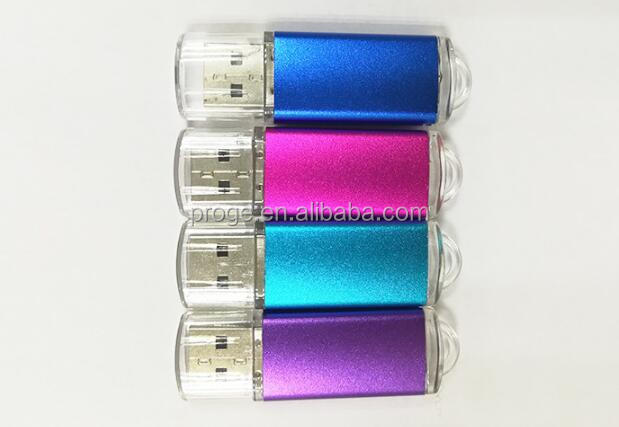 8GB 16GB 32GB 64GB China factory cheap custom logo metal flash memory usb stick