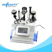Popular rf cavitation&vacuum machine for sensitive skin/face lift facial