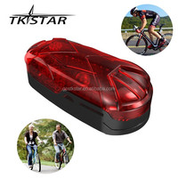 GPS Asset Tracking System, GPS Tracker for Person, bicycle gps tracking hidden bike taillight