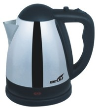 Promotion kettle 360degree rotating cordless electric kettle with factory price