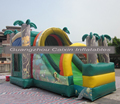 kids inflatable disco bouncer/jumping inflatable castle/inflatable bouncer