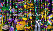 party favor jumbo mardi gras beads