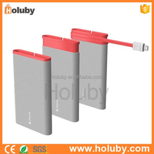 2015 new arrival i have USB Power Bank 6000mAh Power charger Bank Portable/Universal Powerbank/Powerbank For IPhone 6,6s